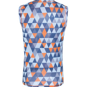 Castelli Pro Mesh Sleeveless Baselayer Jersey Herren multicolor blue